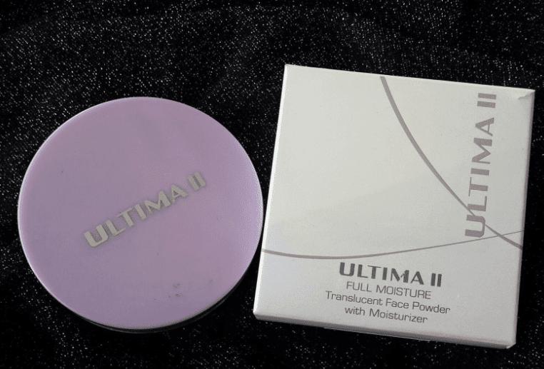 Harga Bedak Ultima II Full Moisture Translucent Face Powder