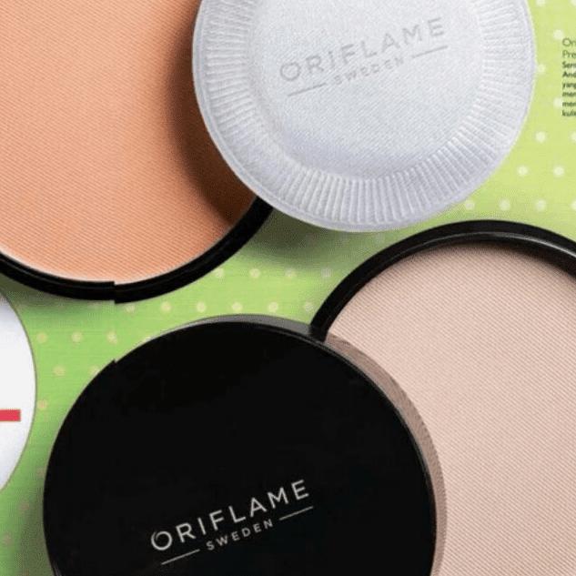 Harga Bedak Oriflame Pure Colour Pressed Powder