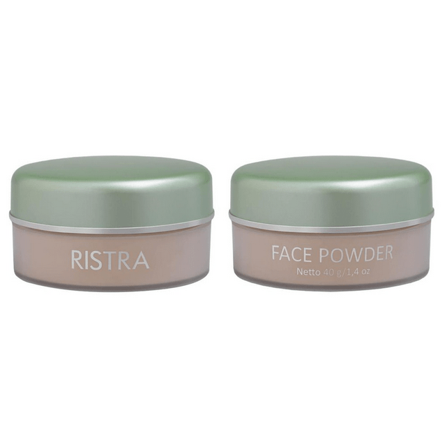 Ristra Face Powder Natural Light (01B)