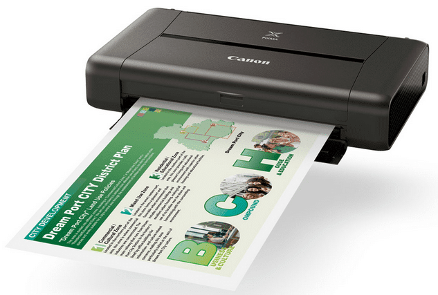 harga printer canon pixma ip110 terbaru