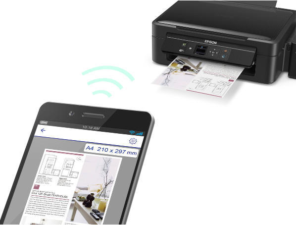 daftar harga printer epson l485