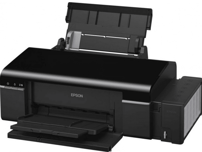 gambar printer epson l800