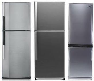 harga kulkas sharp 2 pintu tanpa bunga es
