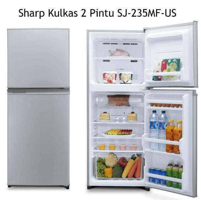 kulkas sharp kirei series