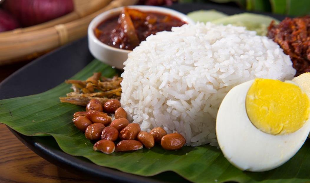 resipi nasi lemak sedap
