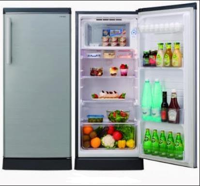 kulkas 1 pintu tanpa bunga es