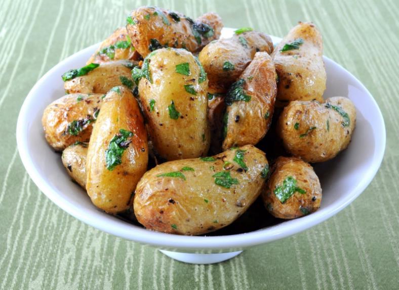 Resepi Boiled Parslied Potatoes