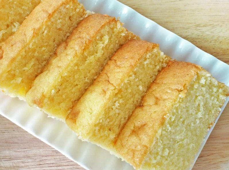 Resepi Butter Cake