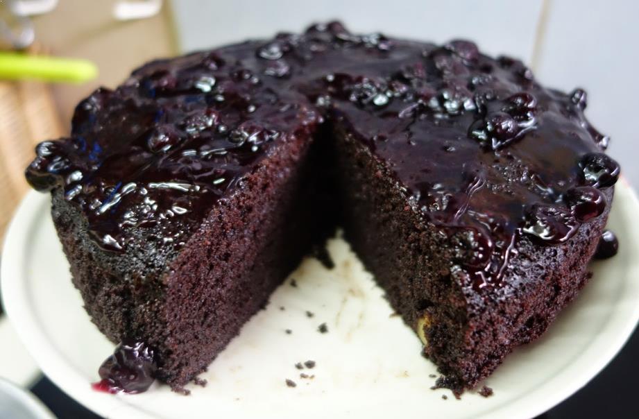 Resepi Chocolate Cake