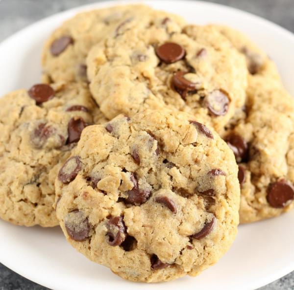 Resepi Classic Chocolate Chips