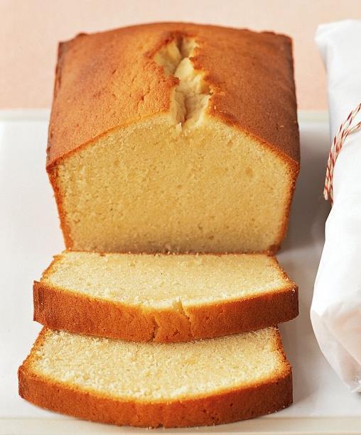 Resepi Cream Pound Cake