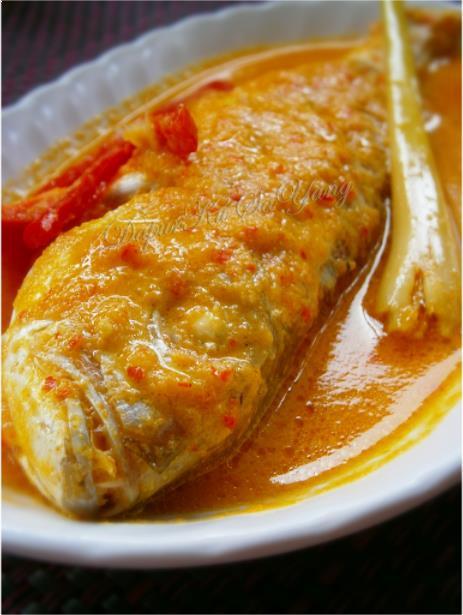 Resepi Ikan Kerisi