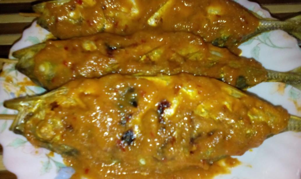 Resepi Ikan Percik Kelantan