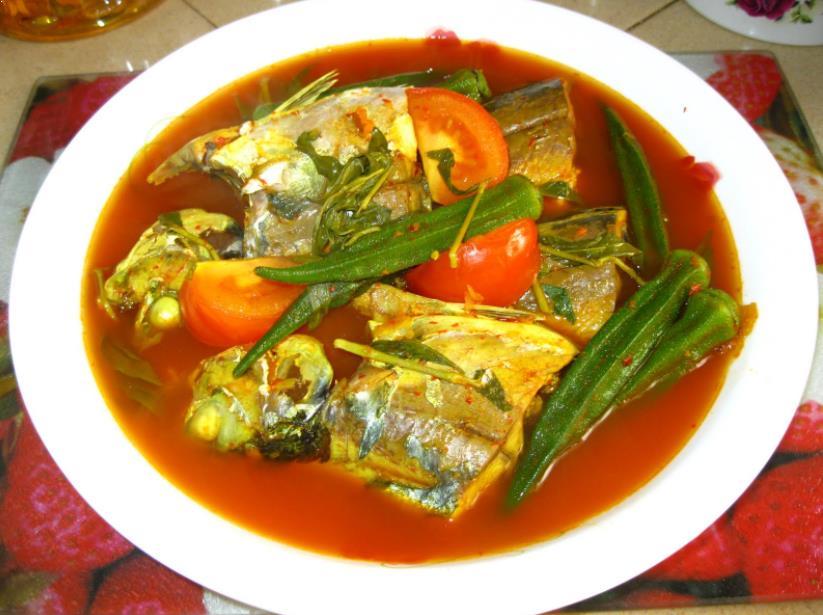 Resepi Ikan Rebus