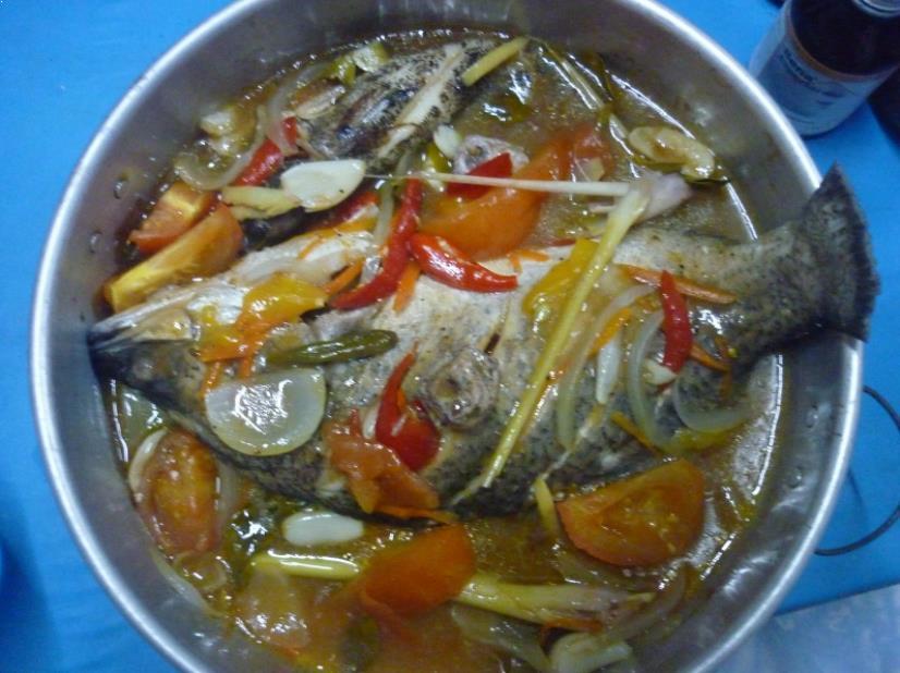 Resepi Ikan Stim