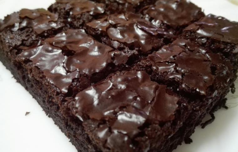 Resepi Kek Brownies Kukus Mudah