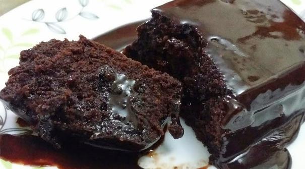 Resepi Kek Coklat Kukus Lembut