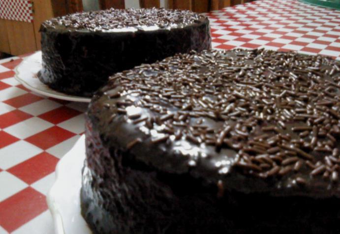 Resepi Kek Coklat