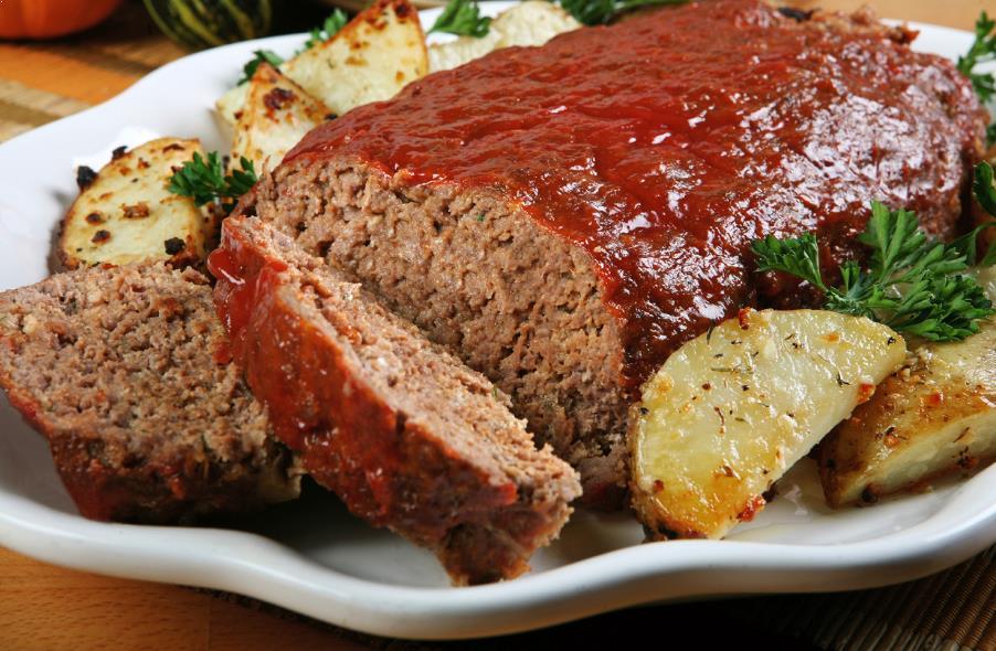 Resepi Meatloaf