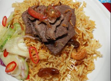 Resepi Nasi Daging Sedap