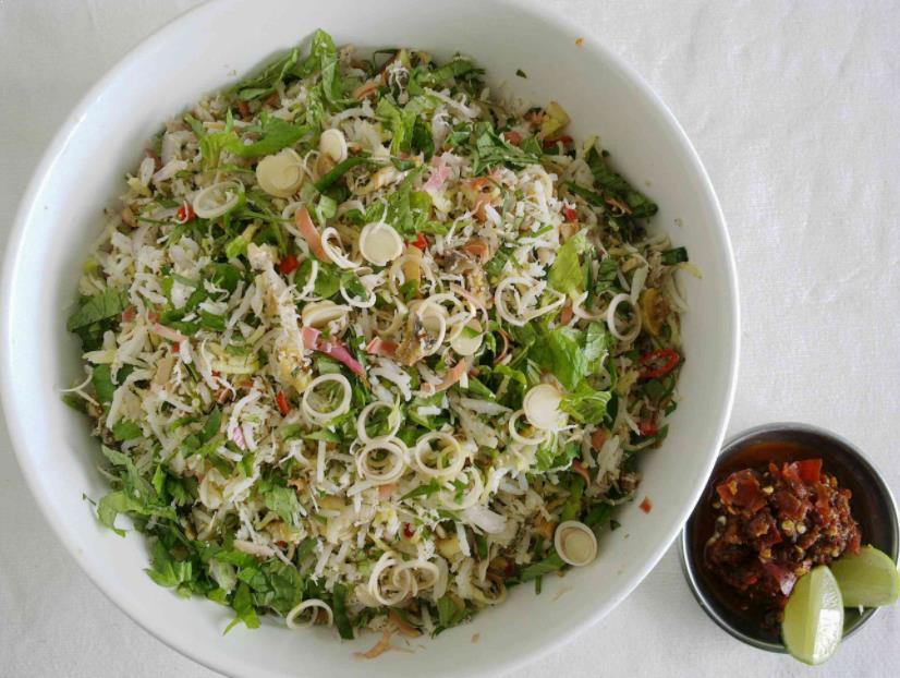 Resepi Nasi Ulam