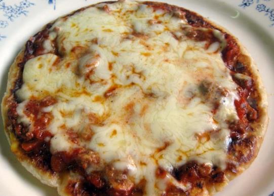 Resepi Pizza Roti Prata