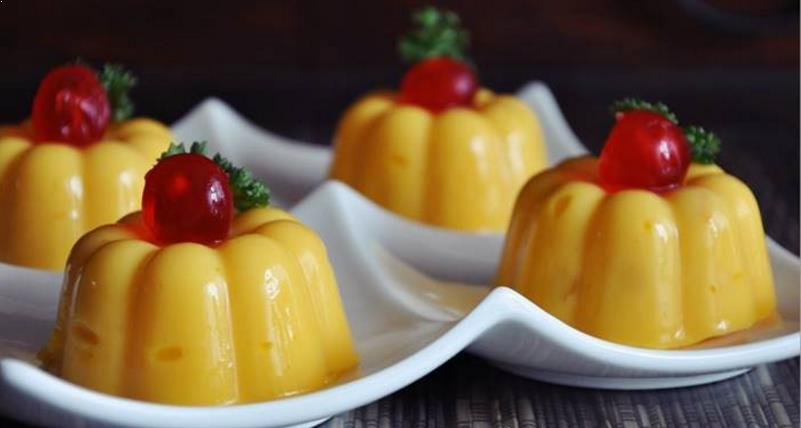 Resepi Puding Cheese