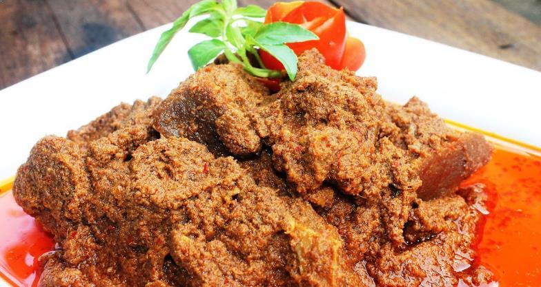Resepi Rendang Daging Minang