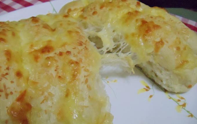 Resepi Roti Bun Cheese