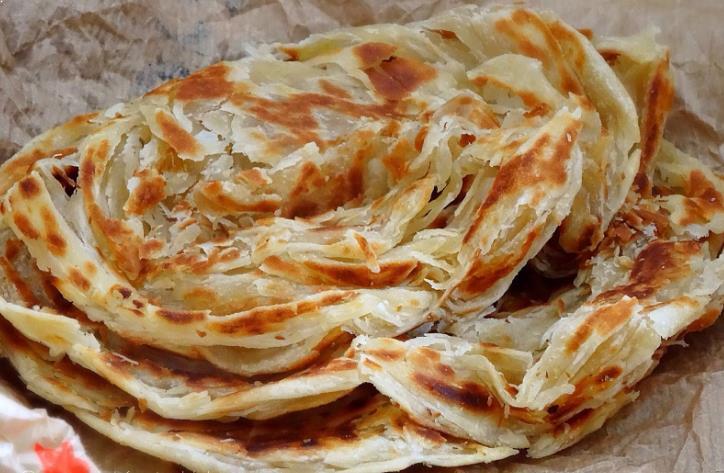 Resepi Roti Canai Lembut