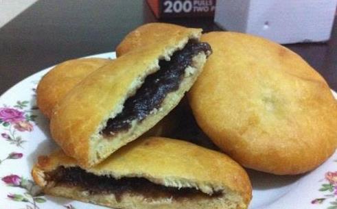 Resepi Roti Goreng Rangup