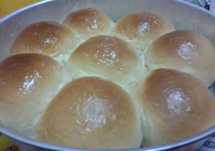 Resepi Roti Kukus Lembut