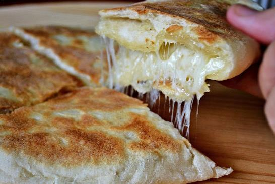 Resepi Roti Naan Cheese