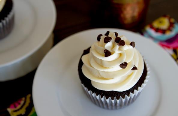 Resipi Chocolate Cupcakes