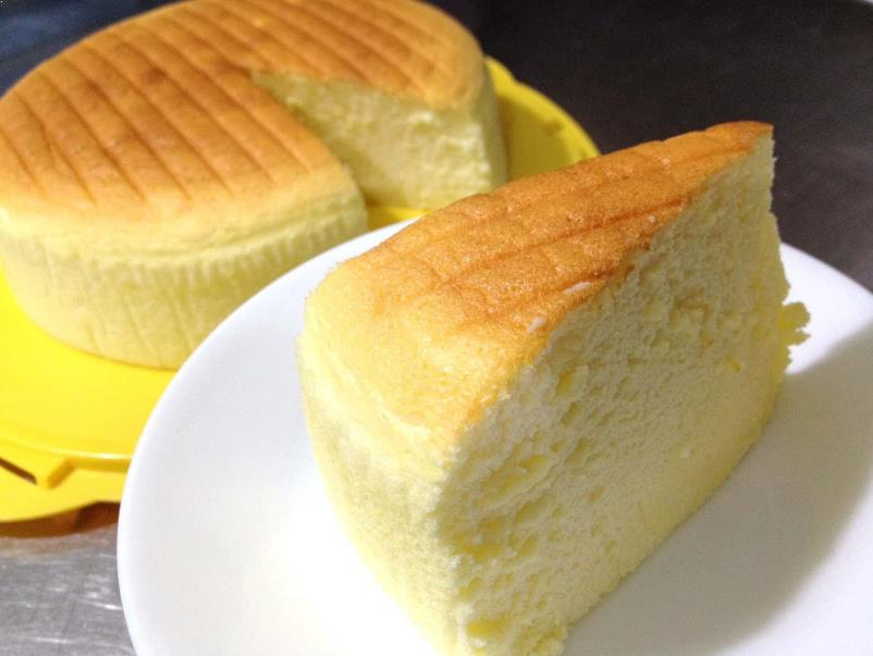 Resipi Cotton Soft Japanese Cheesecake