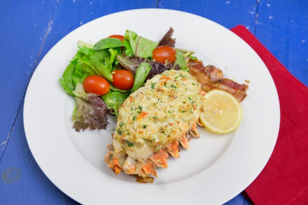 Resipi Crabs Stuffed