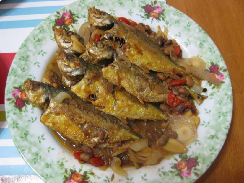 resepi ikan selar