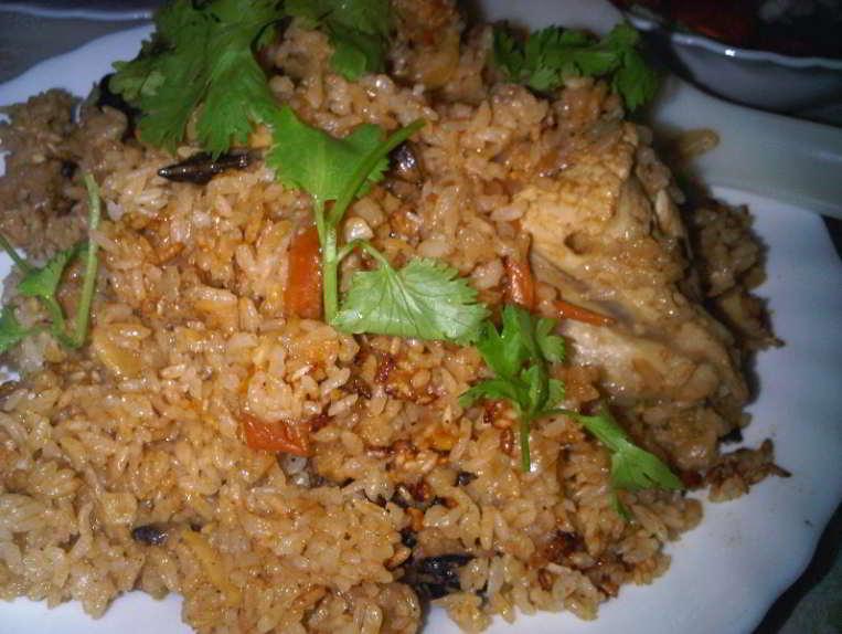 resepi nasi bukhari daging
