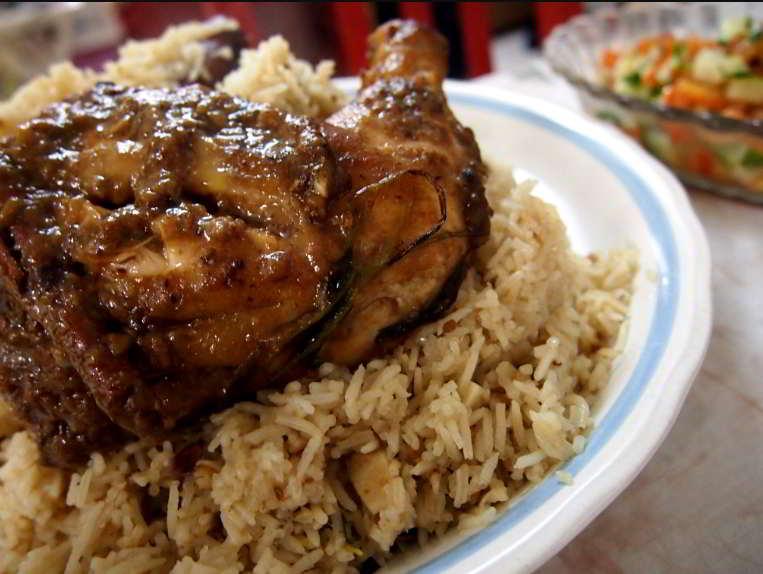 resepi nasi bukhari