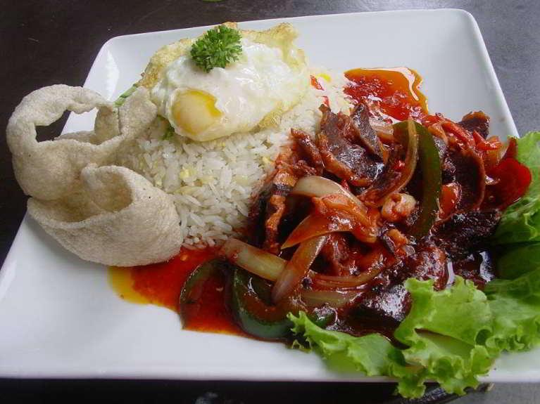 resepi nasi goreng usa paling sedap