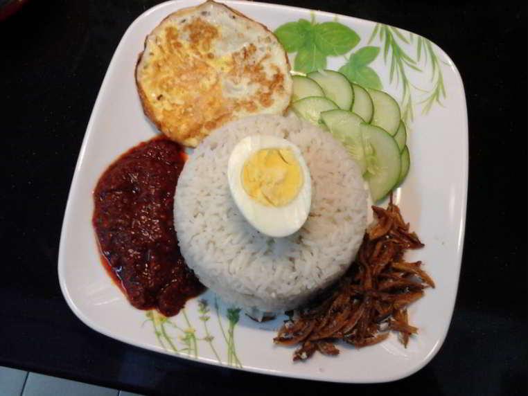 resepi nasi lemak noxxa