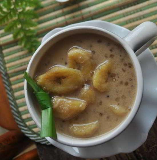 resepi pengat pisang kebatu