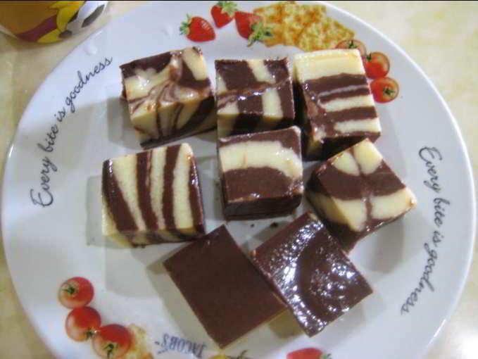 resipi puding batik
