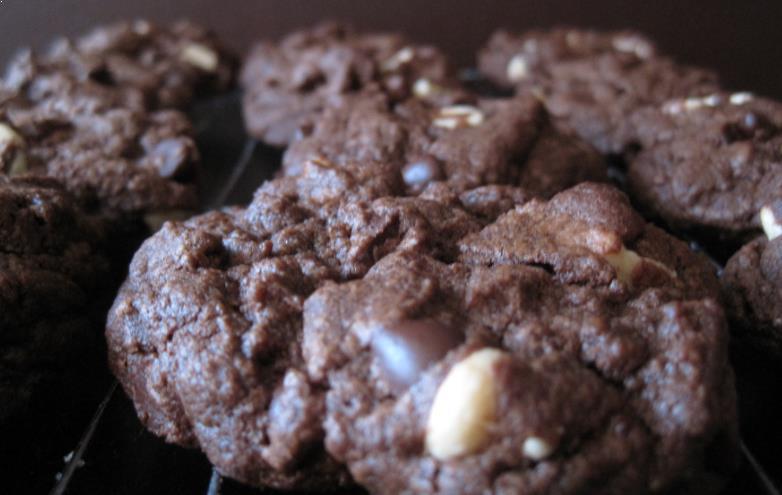 Resepi Biskut Brownies Cookies