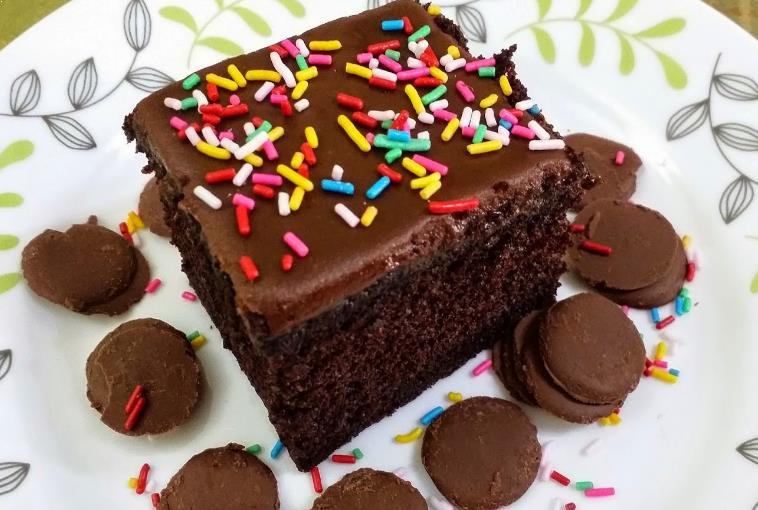 Resepi Brownies Coklat Moist