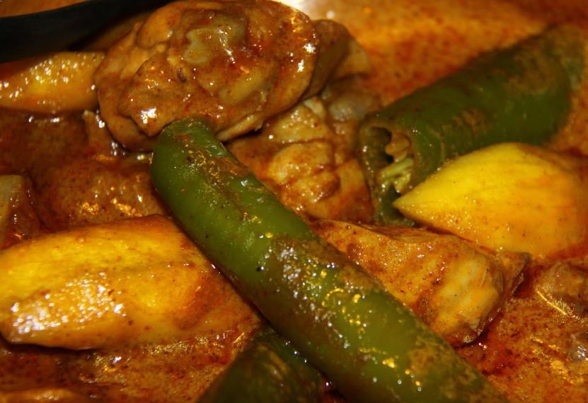 Resepi Gulai Darat Ayam