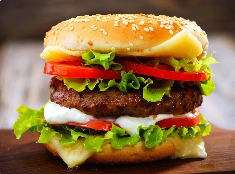 Resepi Homemade Beef Burger