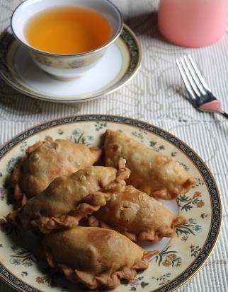 Resepi Karipap Ayam