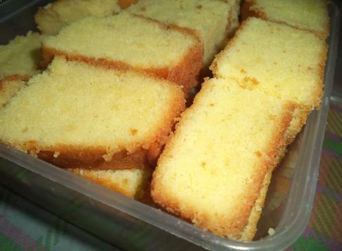 Resepi Kek Butter Susu