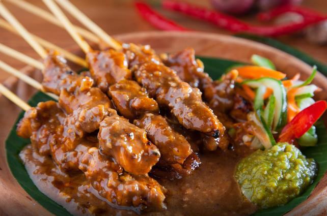 Resepi Kuah Kacang Satay